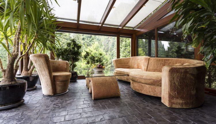 House Stone Floor