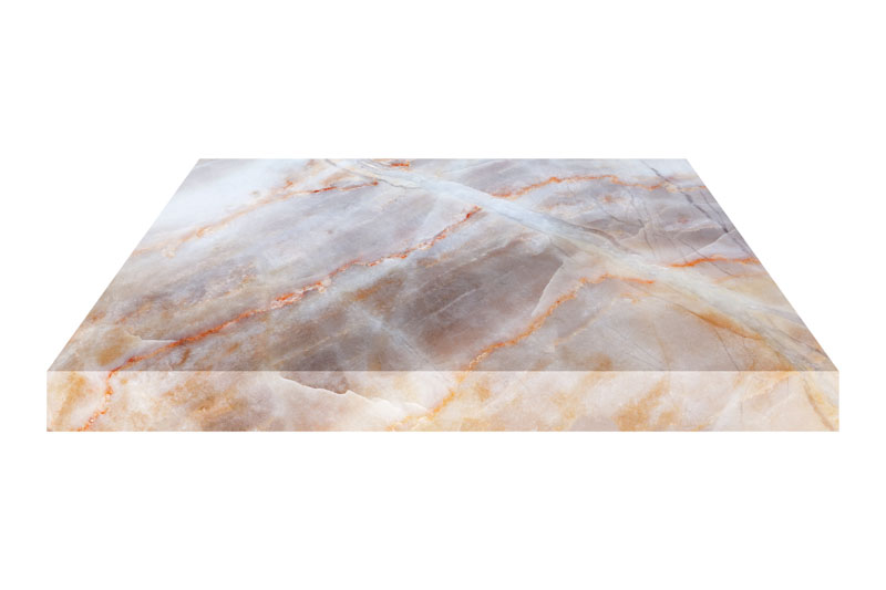 Marble Tile Side Angle
