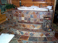 Petraslate Bath