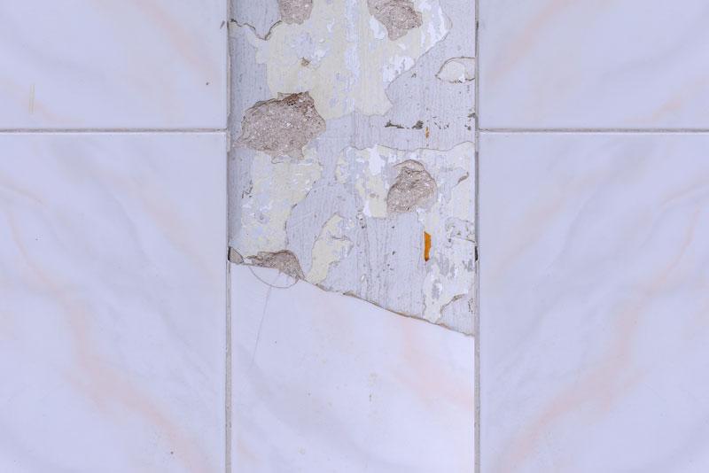 Stress Cracked Tile