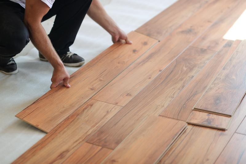 installing-floor