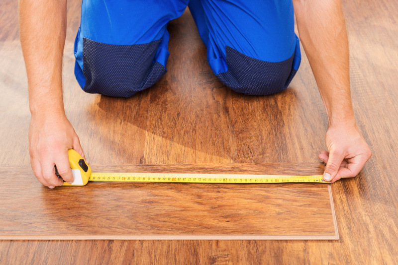 laminate-measurements