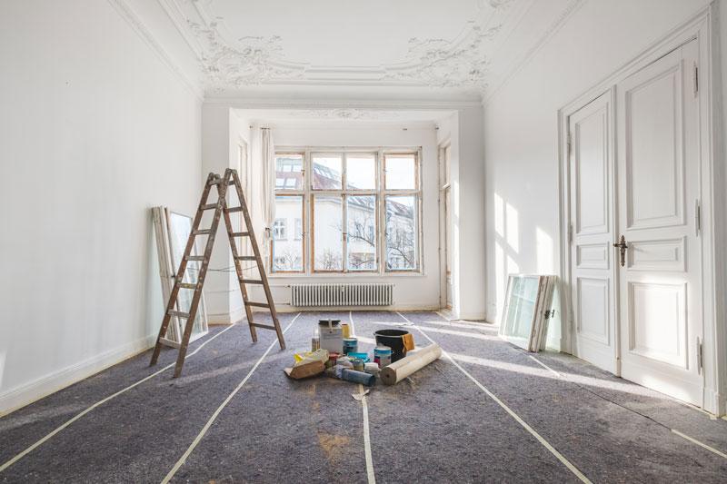 Flooring Prep