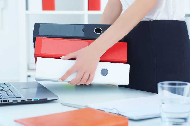 organizing-files
