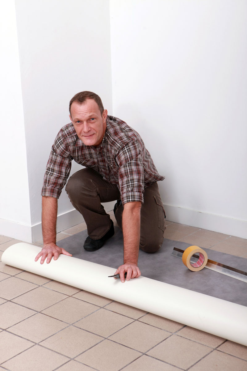Vinyl Flooring PVC