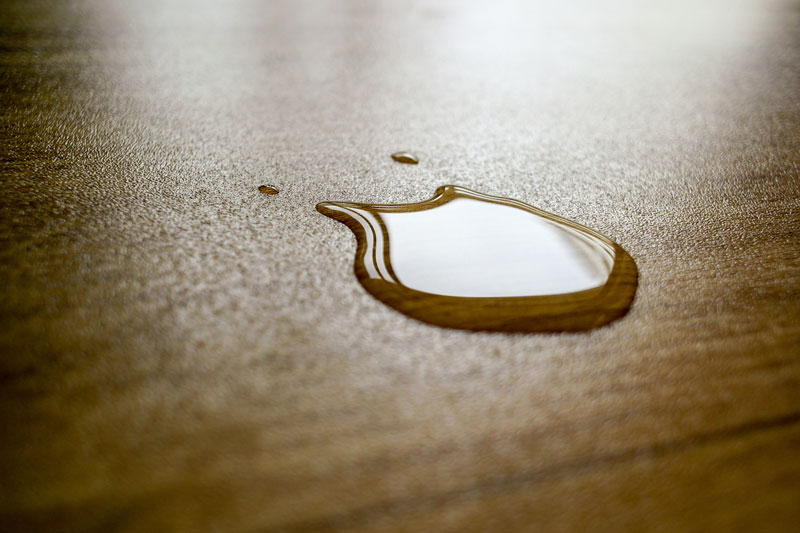 Water Droplet Laminate Flooring