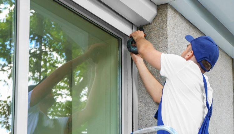 Install-shutters