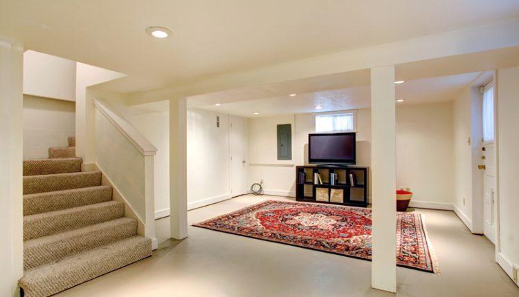 Basement Interior