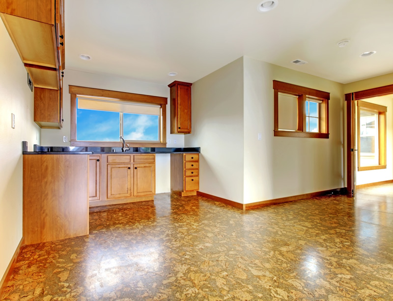 Cork Flooring House