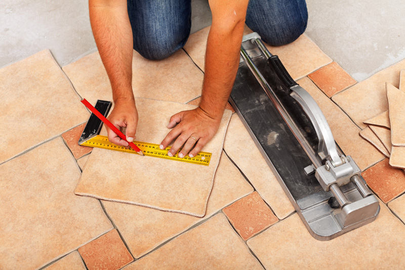 Tile Floor Planning