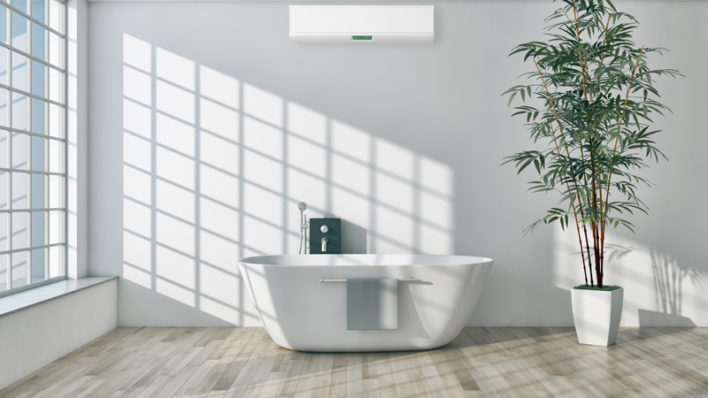 Modern Bathroom Floor