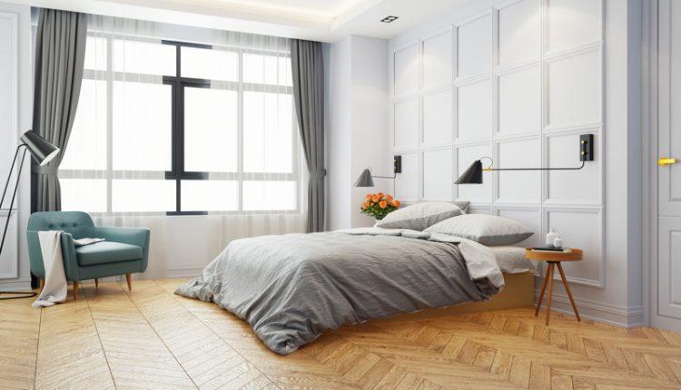 Parquet Floor Room