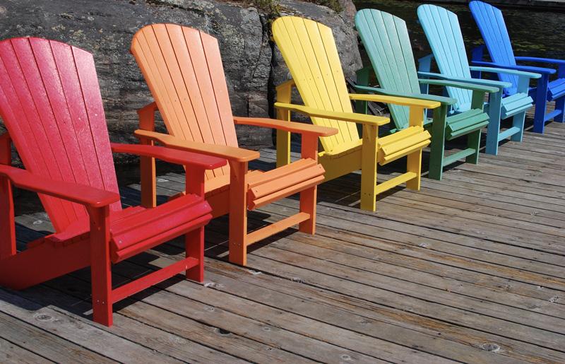 Adirondack Multi Color
