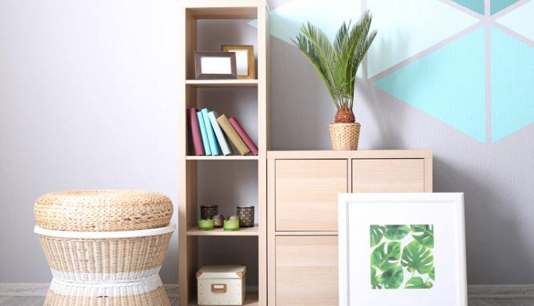 Bookshelf Modern