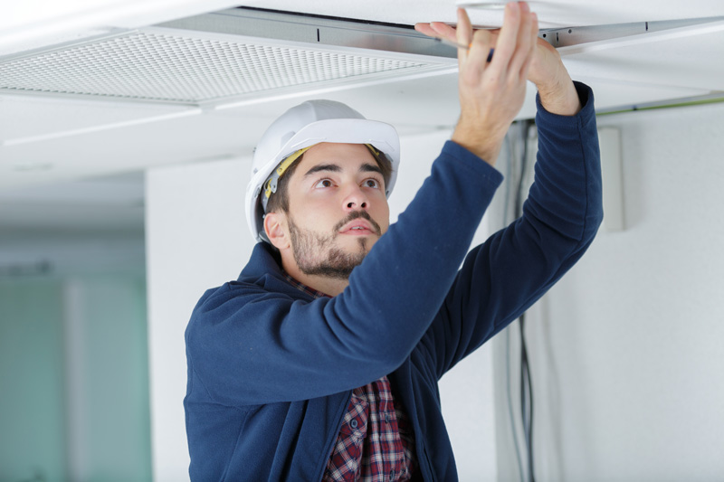Install Ceiling