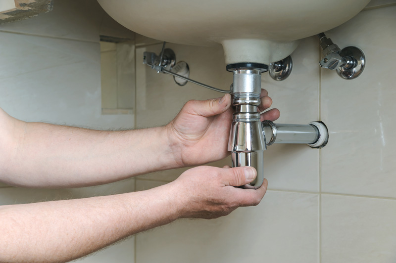 Install Plumbing