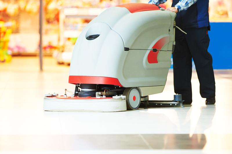 Large Industrial Vacuum