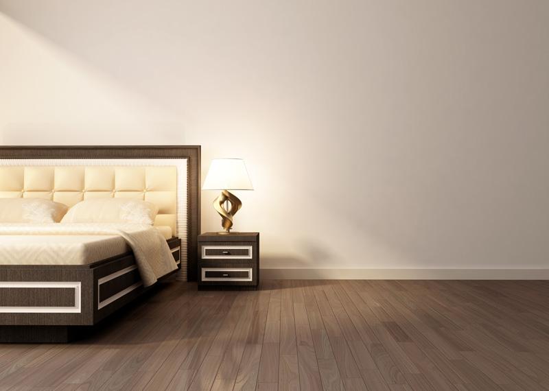 Laminate Floor Bedroom