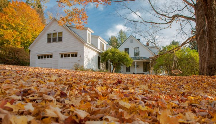Sell Home Fall